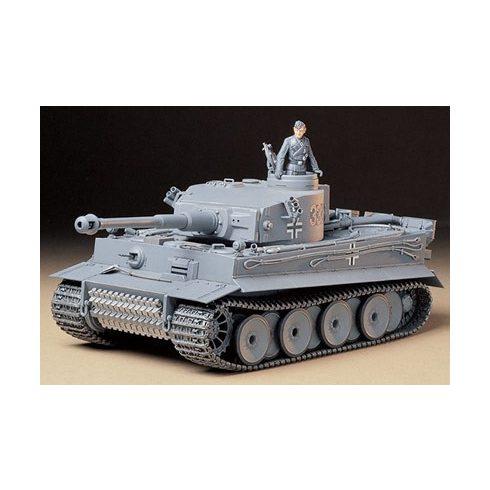 Tamiya German Tiger I Early makett