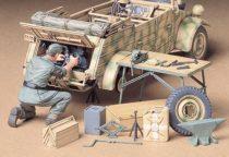 Tamiya Kubelwagen Engine Maintenance Set
