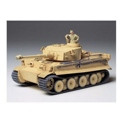 Tamiya WWII Tiger I Init./Frühe Produktion makett