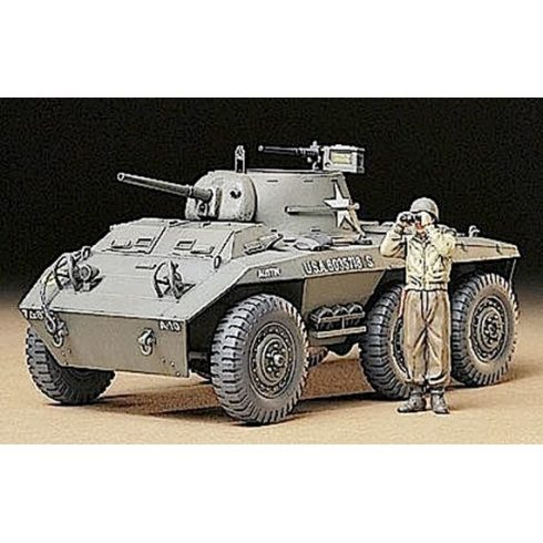 Tamiya GREYHOUND M-8 makett