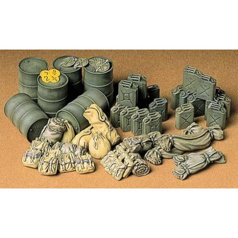 Tamiya Allied Vehicles Accessory Set