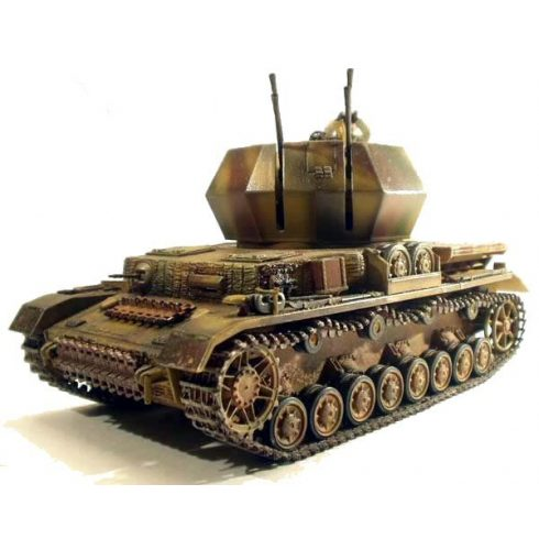 Tamiya GERMAN WIRBELWIND makett