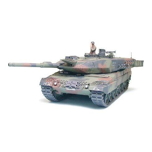 Tamiya Leopard 2 A5 makett