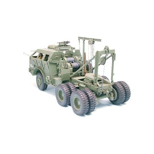 Tamiya M26 Armored Tank Recovery makett