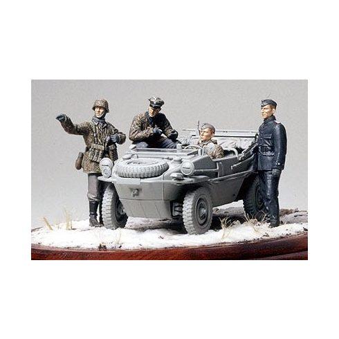 Tamiya German Panzer Div. Recon. Team