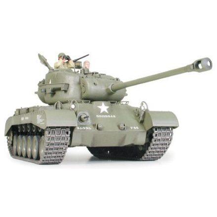 Tamiya US Medium Tank M26 Pershing makett