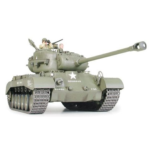 Tamiya US Medium Tank M26 Pershing makett