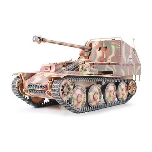 Tamiya German Tank Destroyer Marder III M makett