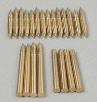 Tamiya German Marder III M Brass 7.5cm Projectiles