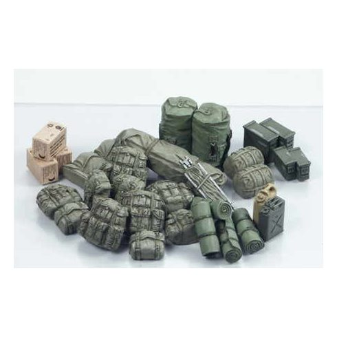 Tamiya Modern US Military Equipment