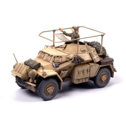 Tamiya German Armored Car SdKfz. 223 makett