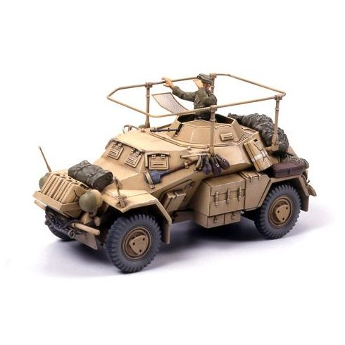 Tamiya German Armored Car SdKfz. 223 makett