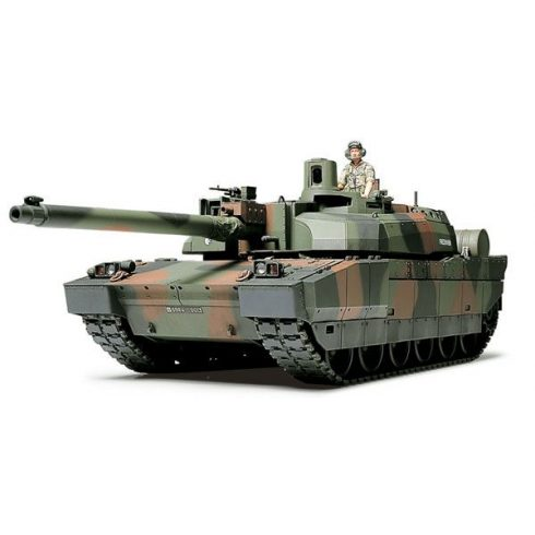 Tamiya French Tank Leclerc Series 2 makett