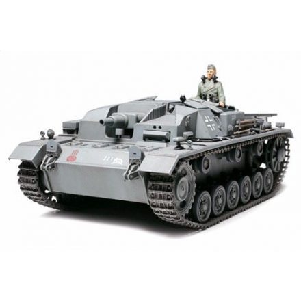 Tamiya German Sturmgeschutz III Ausf.B makett