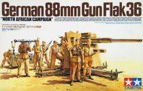 Tamiya German 88mm Gun Flak36 makett