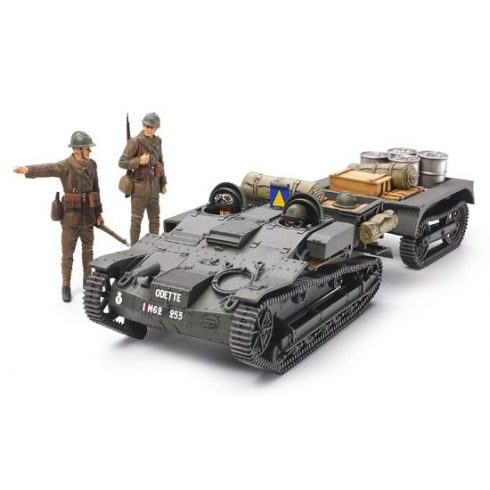 Tamiya French Armored Carrier UE makett