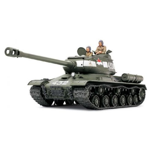 Tamiya Russian Heavy Tank JS-2 makett