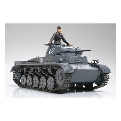 Tamiya Pz.kpfw.II Ausf.A/B/C makett