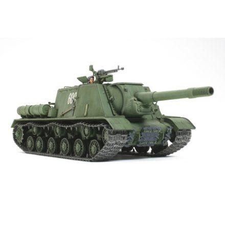 Tamiya Russian Heavy SP Gun JSU-152 makett