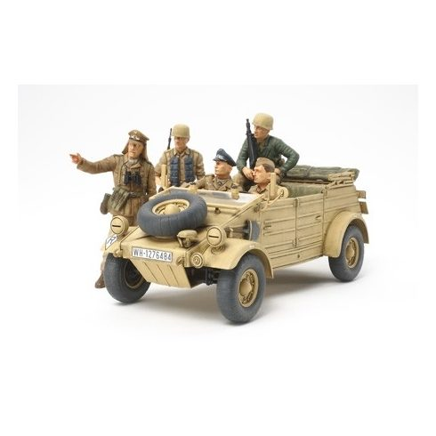 Tamiya German Kubelwagen Type 82 makett
