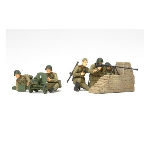 Tamiya Russian Anti-Tank Team