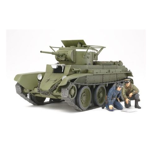 Tamiya Russian Tank BT-7 Model 1935 makett