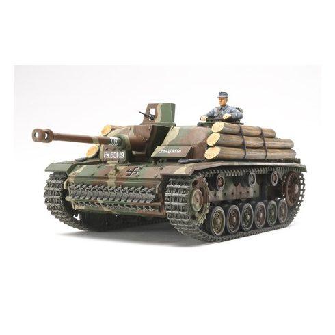 Tamiya Sturmgeschutz III Ausf.G makett