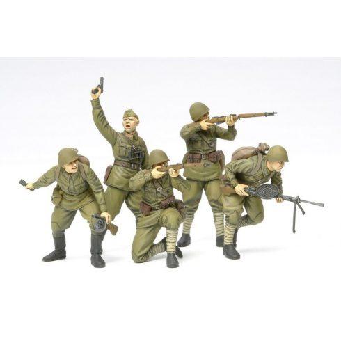 Tamiya Russian Assault Infantry