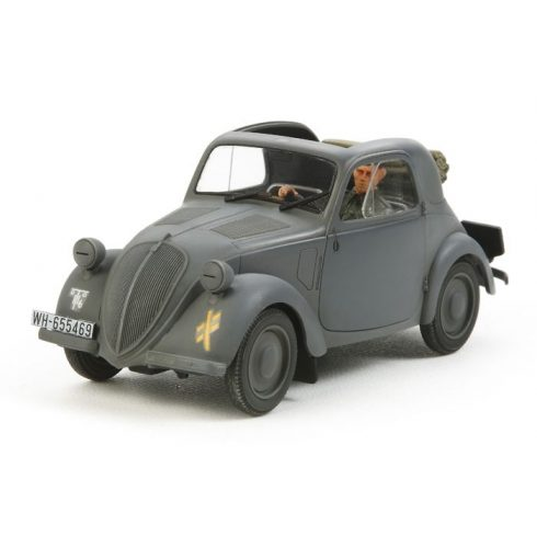Tamiya Simca 5 Staff Car - German Army makett