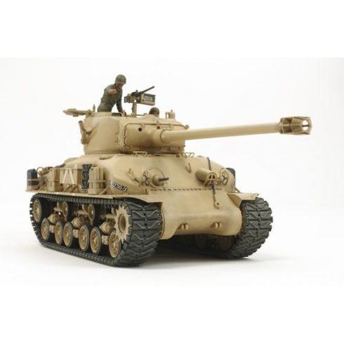 Tamiya Israeli Tank M51 105mm makett