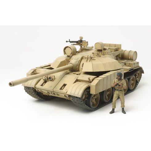 Tamiya Iraqi Tank T-55 Enigma makett