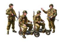 Tamiya British Paratroopers - Small Motorcycle