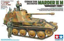Tamiya German Marder III M Normandy makett