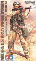 Tamiya Modern US Army Infantryman (Desert Uniform)