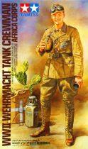 Tamiya Wehrmacht Tank Crewman Africa Corps