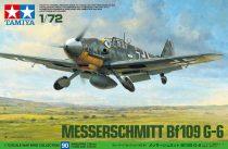 Tamiya Messerschmitt Bf109 G-6 makett