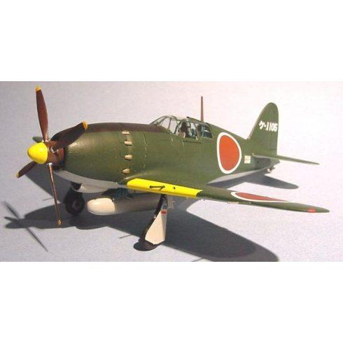 Tamiya Mitsubishi J2M3 Interceptor makett