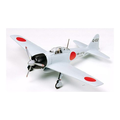Tamiya A6 M3 ZERO FIGHTER TYPE 32 makett