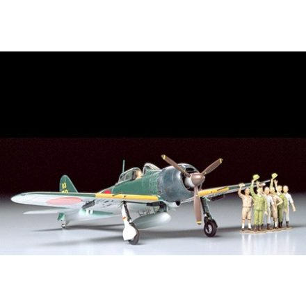 Tamiya A6M5C Type 52 Zero Fighter Kit makett