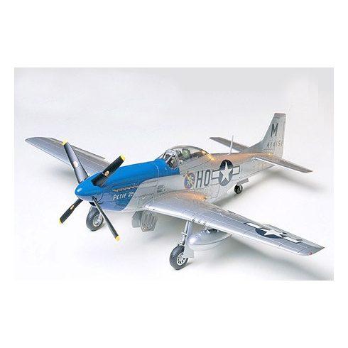 Tamiya MUSTANG P-51D makett