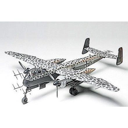 Tamiya Heinkel He219 Uhu makett