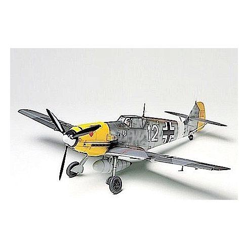 Tamiya Messerschmitt BF109E-4/7 Trop makett