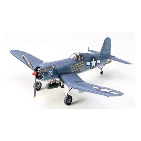 Tamiya Vought F4U-1A Corsair makett