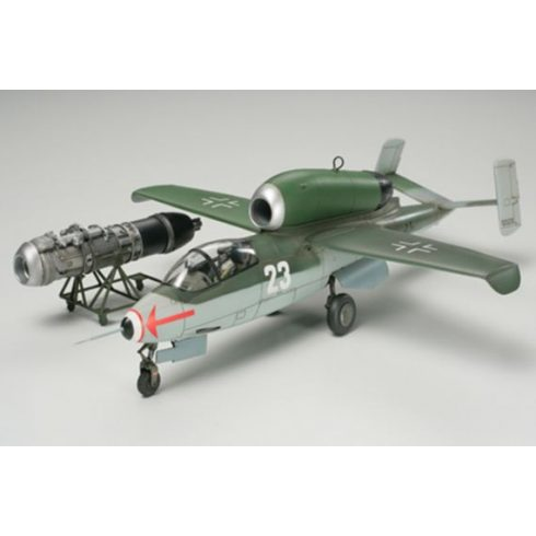 Tamiya Heinkel HE 162 Salamander makett