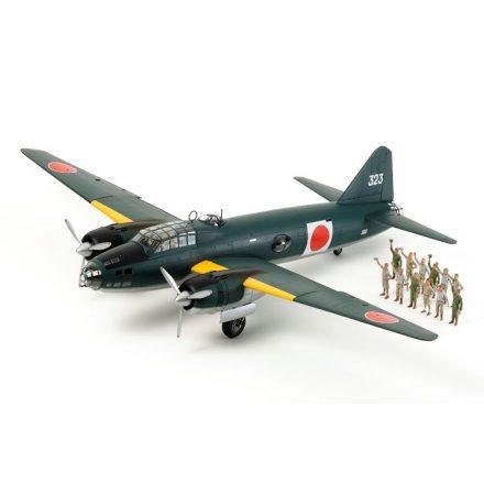 Tamiya Mitsubishi G4M1 Model 11 makett