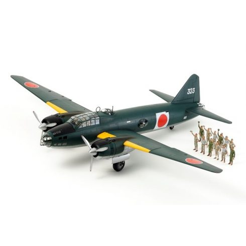 Tamiya Mitsubishi G4M1 Model 11 makett