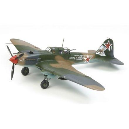 Tamiya Ilyushin IL-2 Shturmovik makett