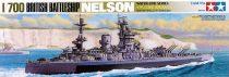 Tamiya British Nelson Battleship makett