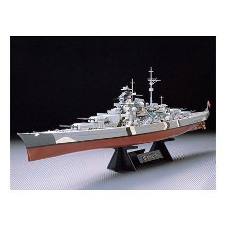 Tamiya German Battleship Bismarck makett