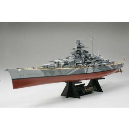 Tamiya German Tirpitz Battleship makett